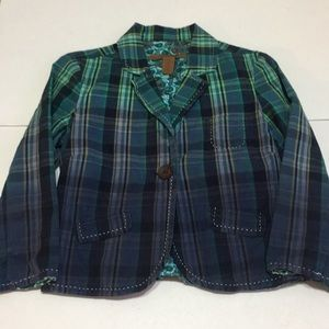 Old Navy Jackets & Coats - Plaid jacket